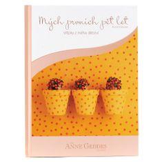Anne Geddes Kniha Mých Prvních Pět Let, Léto květináče