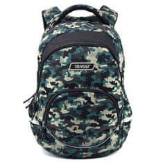 Target Ciljni nahrbtnik za učence, Kamuflaža