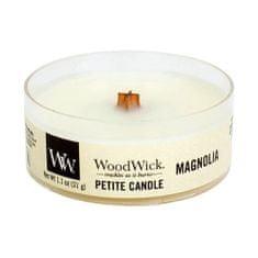 Woodwick Drobná sviečka WoodWick, Magnólia, 31 g