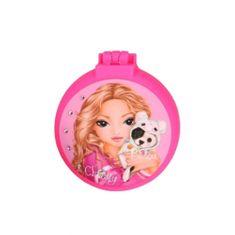 Top Model Összecsukható kerek fésű ASST, Christy, rózsaszínű