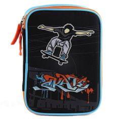 Target Školský peračník , Skate, farba čierna