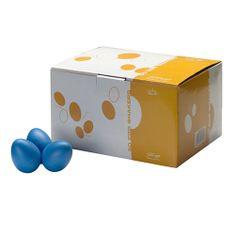 Stagg Shaker vajíčka , EGG-50 BLM, 50ks vajíček, modré