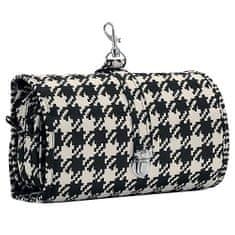 Reisenthel Kozmetická taška Reisenthel, Čierno-biela s motívom päťdesiatok