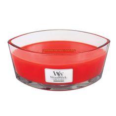 Woodwick Sviečka dekoratívna váza WoodWick, Červená jarabina, 453.6 g