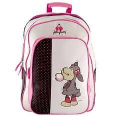 NICI iskolai hátizsák, juhocska buborékkal