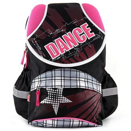 Target Docelowy plecak szkolny, Motyw taneczny, anatomiczny