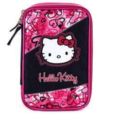 Hello Kitty Šolska svinčnica s polnilom Hello Kitty, enonadstropna