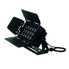 Eurolite Efekt świetlny Eurolite, Eurolite LED Wash 18x 8W QCL RGBW