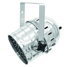 Eurolite reflektor, Energiafogyasztás 125 W / ezüst
