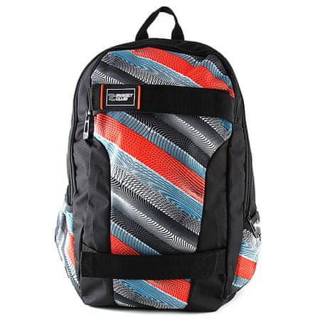 Target Ciljni športni nahrbtnik, oranžno-črna