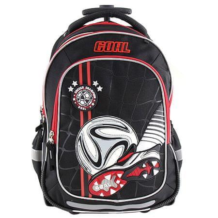 Target Ciljni nahrbtnik šole, 3D nogometna žoga in žoga s kolesi in ročaji