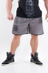 Nebbia 302 Spodenki fitness HARDCORE 302 (szare)
