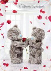 Me To You Blahopřání Me to You, K Vašemu zasnoubení