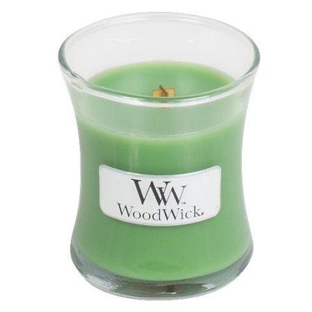 Woodwick Ovalna vaza za sveče , Palmin list, 85 g