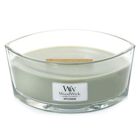 Woodwick Dekorativna vaza za sveče , Jabolčni les, 453,6 g