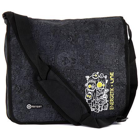 Target Docelowa torba na ramię, czarny
