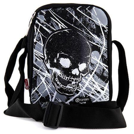Target Városi táska , koponya motívum