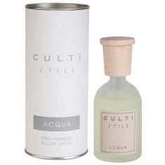 CULTI Interiérová vôňa Culti Stile, Voda, 100 ml