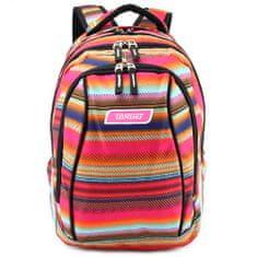 Target Plecak szkolny 2w1 , Kolorowe wzory