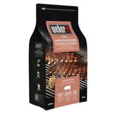 Weber Weber kajenje čips, Svinjina, lesena, 700g