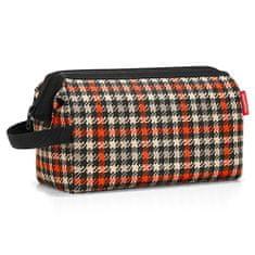 Reisenthel Reisenthel kozmetikai táska, Fekete és piros, az ötvenes évek motívumával utazási kozmetikai XL