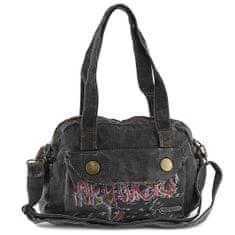 Target Ciljna torbica, motiv sive kavbojke