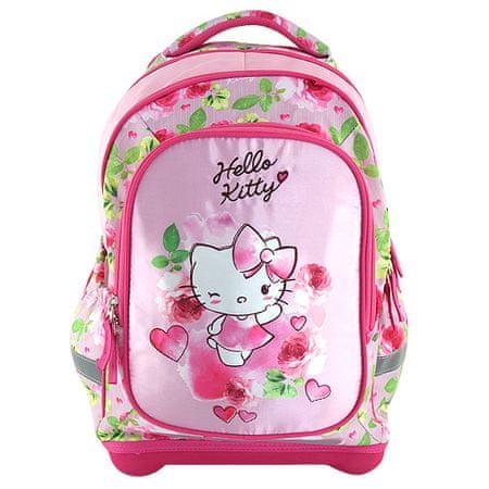 Hello Kitty Docelowy plecak szkolny, Hello Kitty, różowy