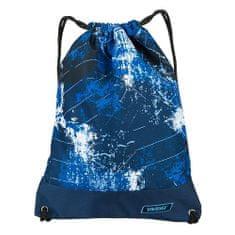 Target Ciljna športna torba, Modro-bela
