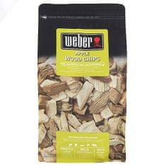 Weber kajenje čips, Jabolko, leseno, 700g