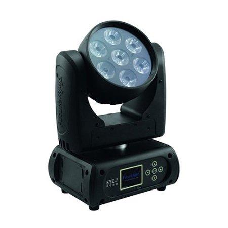 Futurelight Głowica obrotowa , EYE-7 RGBW, obrotowa głowica LED