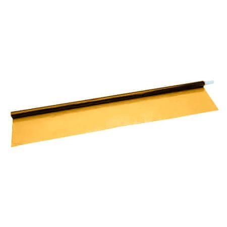 Eurolite Rola folii , Wałek foliowy 103, słomkowy żółty, 122x762 cm