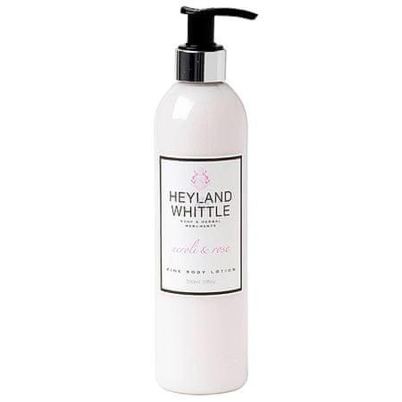 Heyland & Whittle testkrém, Neroli és rózsák, 300 ml