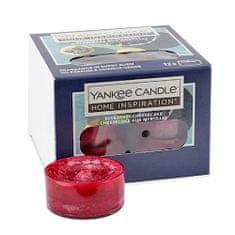 Yankee Candle Yankee gyertya tea gyertyák, Áfonyás sajttorta, 12 db
