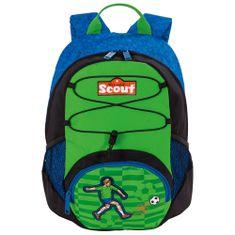 Scout Dětský batoh , ergonomický, motiv fotbalista