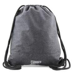 Target Ciljna športna torba, S stranskim žepom, črne barve