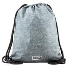 Target Ciljna športna torba, S stranskim žepom, siv