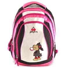 NICI Iskolai hátizsák 2az1-ben , juhocska buborékkal