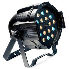 Stagg Stagg reflektor, 18 db LED / 3 W