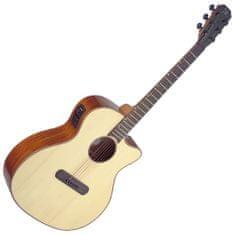 James Neligan Elektro-akustická gitara James Neligan, typu Auditorium