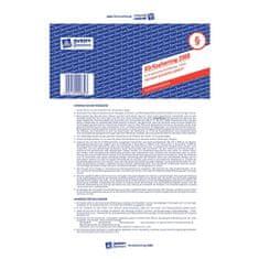 Avery Zweckform Zmluva o kúpe DE , 2880 automobilu, A4, 2 stranná