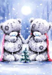 Me To You Blahopřání Me to You, Kouzelné Vánoce