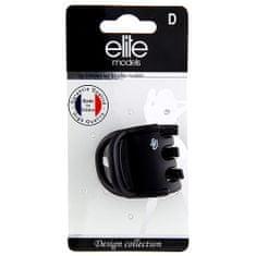 Elite Models Hajcsipesz , matt fekete, szélesség 4cm