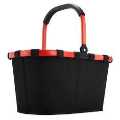 Reisenthel Koszyk Reisenthel, Czarny z czerwoną ramką torba do noszenia