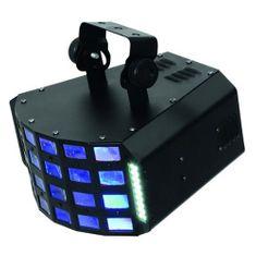 Eurolite fényhatás, Fekete, LED