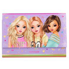 Top Model Listová súprava Top Model, Candy, Christy a Fergie
