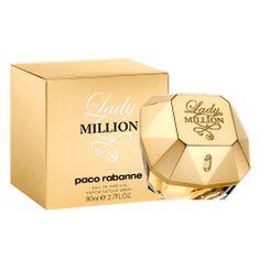 Paco Rabanne Eau de Parfum , Lady Million, 80 ml