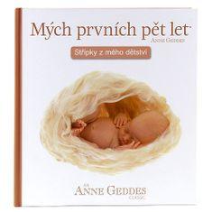 Anne Geddes Kniha Mých Prvních Pět Let, Poppy