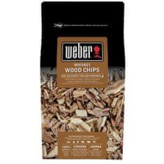 Weber kajenje čips, Viski, lesen, 700g