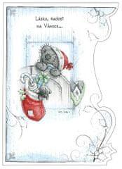 Me To You Blahopřání Me to You, Lásku, radost na Vánoce