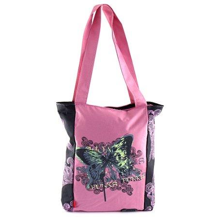 Target Docelowa torba na zakupy, różowy